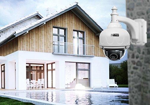 Instar steuerbare HD WLAN IP Kamera - 6