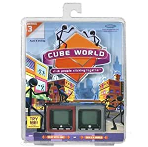 Cube World Series 3 - Sparky and Toner (I6091)