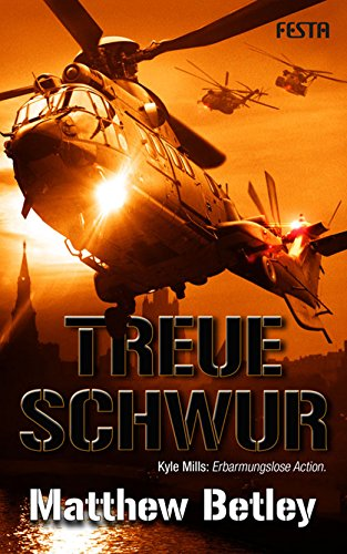 Treueschwur: Thriller (Logan West 2)