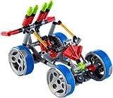Playtastic Spielzeug-Baukasten: Konstruktionsspielzeug Anfänger, 102 Teile (Konstruktion-Spielzeug-Bausatz)