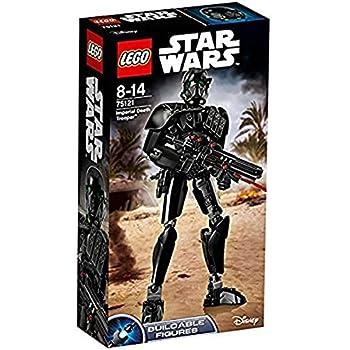 Lego Star Wars Buildable Figures 75121 - Imperial Death Trooper, giochi 8-14 Anni