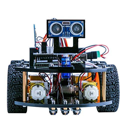 Elegoo uno r per arduino progetto di una piccola robot