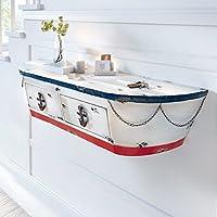 suchergebnis auf f r wandregal maritim k che haushalt wohnen. Black Bedroom Furniture Sets. Home Design Ideas