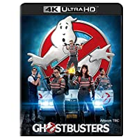 Ghostbusters 2-Disc 4K Ultra HD & Blu-ray [2016]