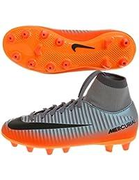Nike Jr Mercurl Vcty 6 Cr7 Df Agpro Zapatillas, Niños, Gris, 35
