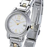Seiko Ladies Classic Date In Two Tone Steel Review and Comparison