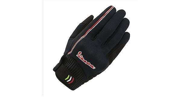 Vespa Modern textile summer gloves.