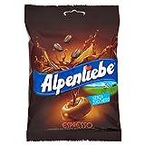 Alpenliebe Espresso, Caramella Dura, Senza Zucchero, 9 buste da 96 g [864 g]
