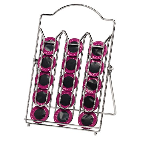 xavax-1-piece-donatore-iii-coffee-capsule-rack-for-lavazza-and-tchibo-silver