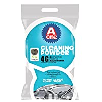 Cleaning Powder 2 KG Free Scrubber ( Pack of 2)