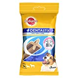 #5: Pedigree Dentastix Small Breed Dog Oral Care, 110 g Weekly Pack (7 Sticks)