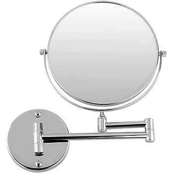 lavacur kosmetikspiegel mit wandhalterung hotelkosmetikspiegel 6002 k che. Black Bedroom Furniture Sets. Home Design Ideas