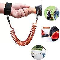 Aliyao Anti-enfant perdu avec laisse ehors bracelet impuissant Bébé  apprentissage pour bébé à marcher a6a5c95d512