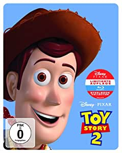 Toy Story 2 - Steelbook [Blu-ray] [Limited Special Edition]