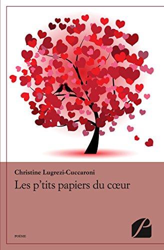 Livre gratuits en ligne Les p'tits papiers du coeur pdf