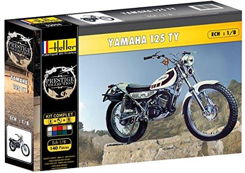 Heller 52994 Modellbausatz Yamaha TY 125