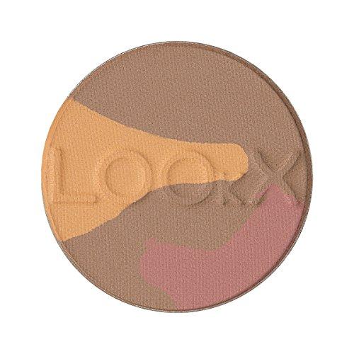 LOOkX Eyeshadow Nr.804 cayenne, 1er Pack (1 x 2 g)