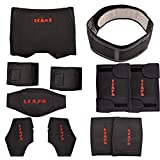 Aozzy 11pcs/set Tourmaline Self Heating Massage Belt Magnetic Pad Protector for Knee Neck Shoulder Pad Ankle Full Body Support