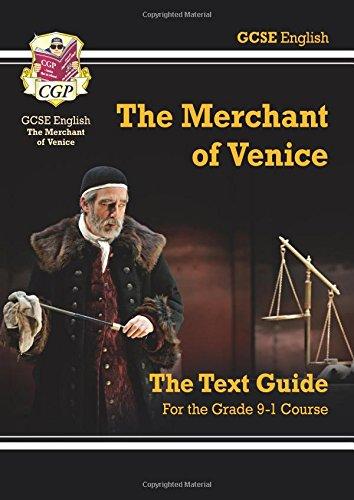 Grade 9-1 GCSE English Shakespeare Text Guide - The Merchant of Venice (CGP GCSE English 9-1 Revision)