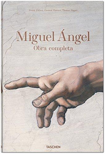 Miguel Ángel. Obra Completa por Frank Zöllner