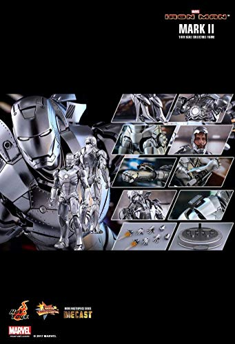 Hot Toys MMS431D20 - Marvel Comics - Iron Man - Iron Man Mark 2 Standard Version