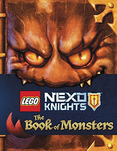 Lego - the book of monsters