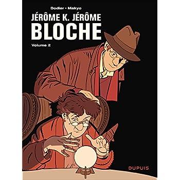 Jérôme K. Jérôme Bloche - L'intégrale - tome 2 - Magnum JKJ Bloche intégrale T2