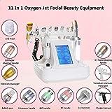 FDC 11 in 1 Vakuum Gesicht Pore Reinigungsmittel Massage Schönheit Maschine Hydra Dermabrasion Aqua Peeling Wasser Sauerstoff Jet Haut Heben Gesichts