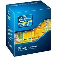 Intel Core i7 (3770) Procesador de Cuatro núcleos de 3,4 GHz, 8 MB de caché L3 5GT/s Velocidad de Bus (reacondicionado)