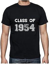 1954, Class of, clase de camiseta, divertido y elegante camiseta hombre, eslogan camiseta hombre, camiseta regalo, regalo hombre