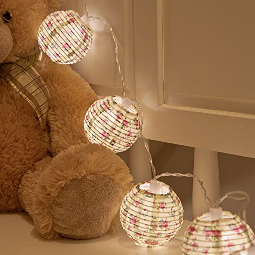 chinese-paper-lanterns-warm-white-leds-battery-floral-pattern-15m-length-timer-by-festive-lights
