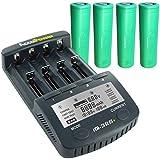 Chargeur accu POWer haut de gamme iq328+ 4x Sony us18650vtc6