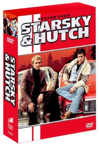 Starsky & Hutch - Season Four (5 DVDs)