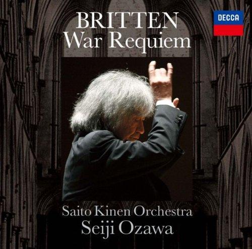 Britten:War Requiem [Shm] - Scharfen Akzent