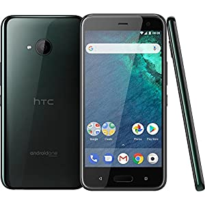 HTC U11 Life brilliant black Android 8.0 Smartphone