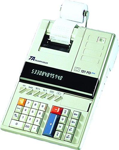 Triumph Adler 121 PD Taschenrechner