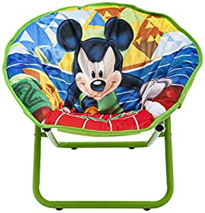 mickey mouse kinder klappsessel k che haushalt. Black Bedroom Furniture Sets. Home Design Ideas
