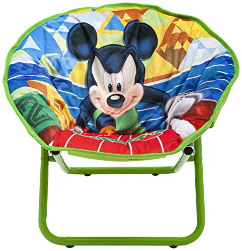 Disney - poltroncina ripiegabile mickey mouse