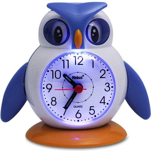 Amazon.de: Kinderwecker   Wecker   Reisewecker   Uhr Wahlweise Pinguin Oder  Eule (Pinguin)