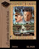 EL PUENTE SOBRE EL RIO KWAI DVD LIBRO The Bridge on the River Kwai