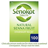 Best Tablets For Adults - Senokot Senna Fruit Overnight Relief, 100 Tablets Review
