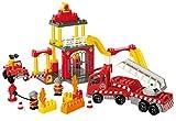 Ecoiffier 3149 - Abrick Feuerwehr Spielset