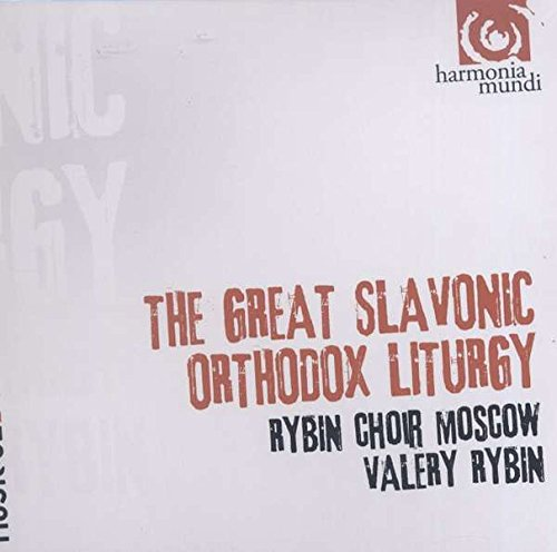 The Great Slavonic Orthodox Liturgy / La Grande Liturgie Orthodoxe Slave