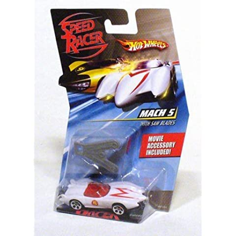 Hot wheels racer mACH speed - 5
