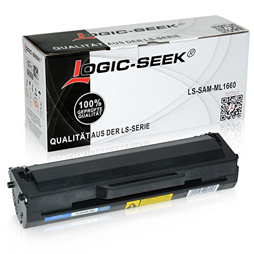 Preisvergleich Produktbild Logic-Seek Toner für Samsung MLT-D1042S/ELS, 1500 Seiten