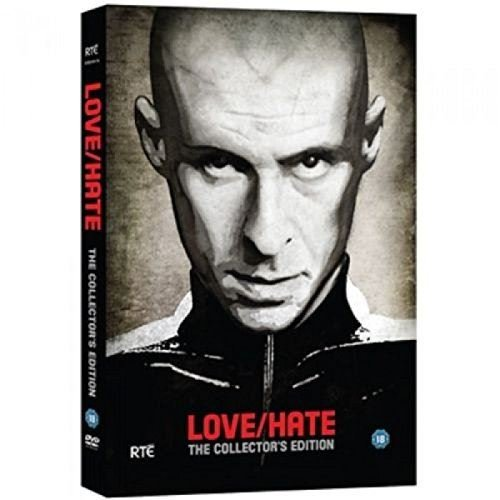 LOVE/HATE COLLECTOR'S EDITION 9 DVD Boxset - SERIES 1-5 RTE SERIES