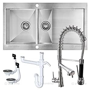 Cooke And Lewis Kitchen Sinks Professional cooke lewis unik kitchen sink designer pull down professional cooke lewis unik kitchen sink designer pull down mixer tap 15 bowl workwithnaturefo