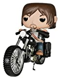 The Walking Dead Daryl Dixons Chopper Pop! Figur 12 cm