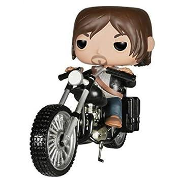 Funko - POP Rides - Walking Dead - Daryl's Bike