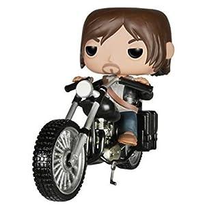 FunKo POP Rides The Walking Dead Daryl Dixons Chopper